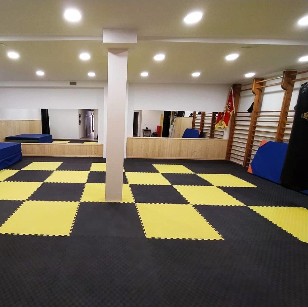 Sala de entrenamiento