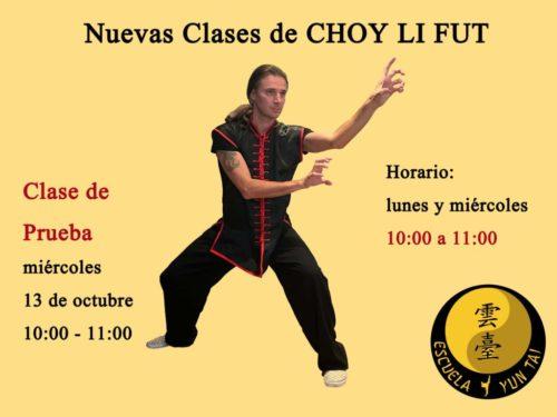 Choy Li Fut